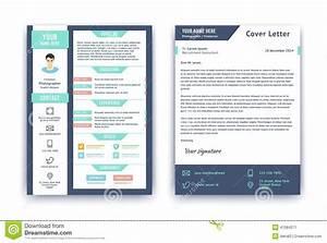 Curriculum Vitae Lay Out Riassunto E Modello Della Lettera Di Presentazione