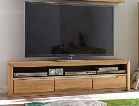 tv lowboard eiche massiv lowboard pisa 8 eiche bianco massiv 165x43x46 cm tv m 246 bel