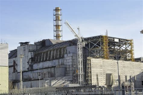 Chernobyl Nuclear Power Plant, Ukraine  This Is The