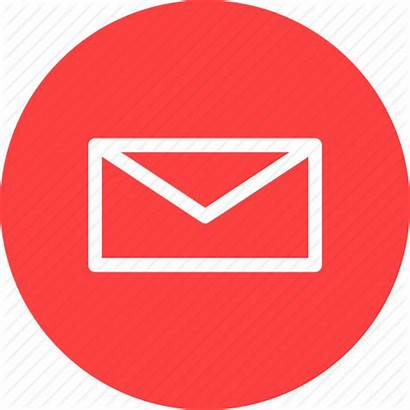 Icon Email Mail Message Circle Letter Messages