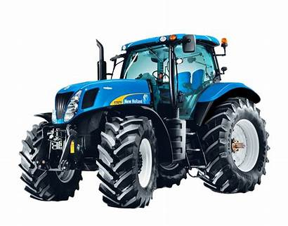 Tractor Clipart Transparent Holland International Agriculture Agricultural