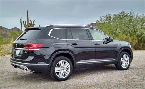 Test Drive 2018 Volkswagen Atlas Sel Awd Testdriventv