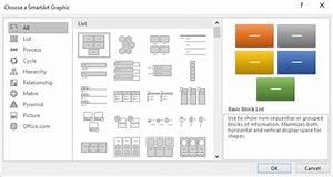 Using The Organizational Chart Tool