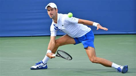 Novak djokovic men's singles overview. Novak Djokovic Joins Exclusive W&S Open Club | ATP Tour | Tennis