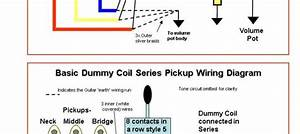 Single Coil Pickup Dummy Coil