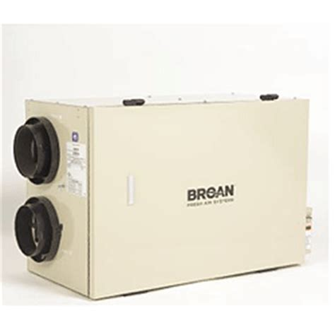 Broan 162 Heat L by Broan Hrv200h Heat Recovery Ventilator Parts