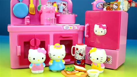 Hello Classic Kitchen Play Set by Kitchen Hello Cooking Toys Playset For
