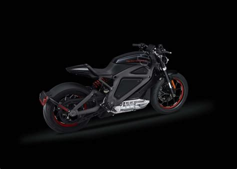 First Photos Of The Harley-davidson Livewire