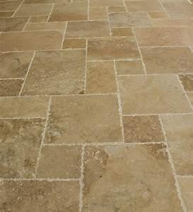 BuildDirect: Travertine Tile Antique Pattern Travertine ...