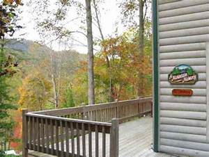 Western north carolina romantic honeymoon cabin for rent for South carolina honeymoon cabins