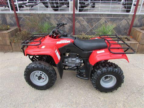 honda recon  motorcycles  sale