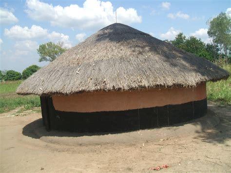 Grass Hut Roof by Acholi Traditional Grass Thatched Hut Elizabethbumpas