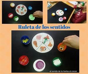 La ruleta de los sentidos - Recursos didcticos