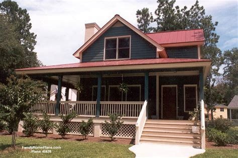 Home Plans With Front Porch by House Plans With Porches House Plans Wrap