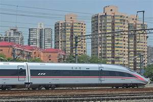 China's fastest bullet train launched, 'Fuxing' travels ...
