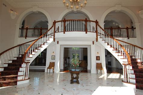 Grand Foyer by Company Wi Llc To Auction A Palatial 18 000 Sq