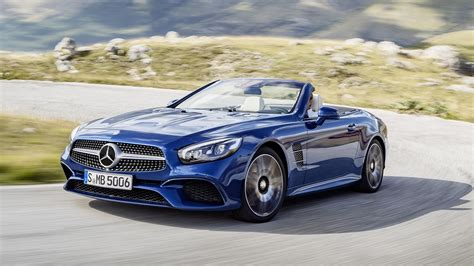 Review Mercedes Sl Class by Car News Reviews And Insights Motor Authority
