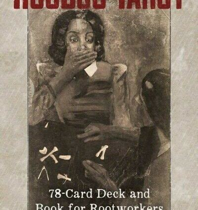 See more ideas about tarot, cards, card art. Hoodoo Tarot : 78-card Deck and E book for Rootworkers, Playing cards by McQuillar, Tay ...