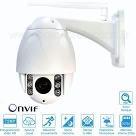 Camera Dome Exterieur Wifi : cam ra ip vision nocturne home protection ~ Edinachiropracticcenter.com Idées de Décoration