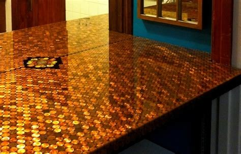 cool ideas    epoxy countertops