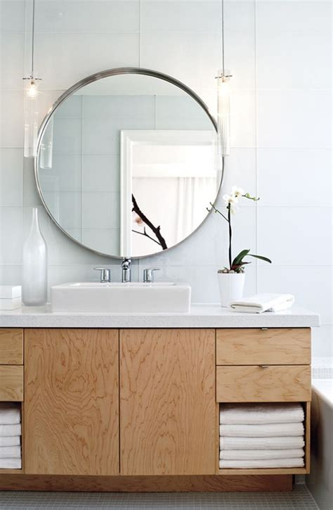 Modern Style Bathroom Mirrors by 8 Fabulous Bathroom Mirrors Bathrooms Modern