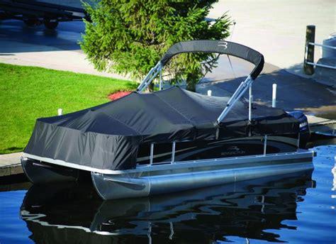 bennington pontoon boat covers  snaps