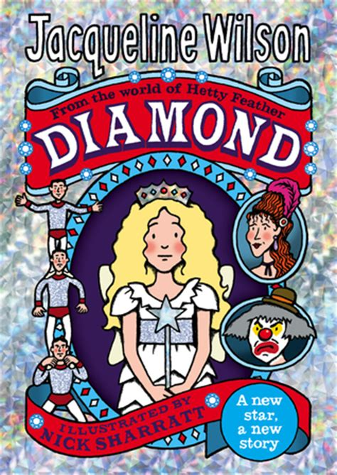 diamond hetty feather   jacqueline wilson