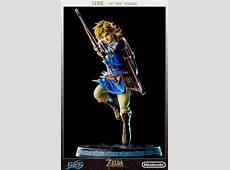 Breath of the Wild Link Collectibles