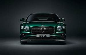 Mulliner, Celebrates, 100, Years, Of, Bentley, With, A, Special