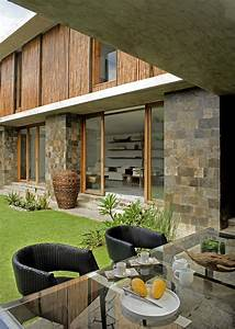 Gallery Of Courtyard House    Atelier Sacha Cotture