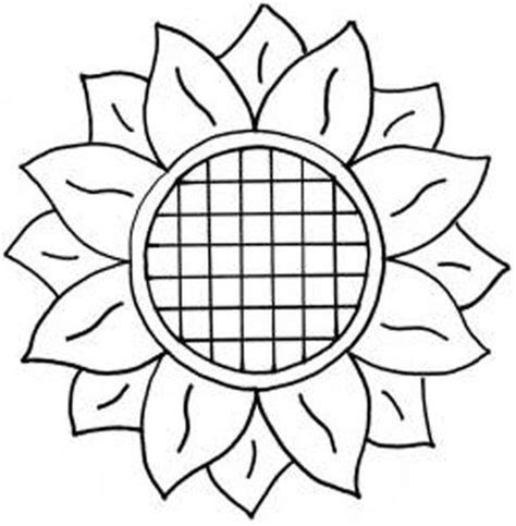 sunflower template appletree quilting and viking center columbia missouri shop category quilting stencils