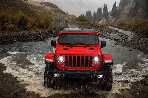 jeep wrangler plug  coming    toledo assembly