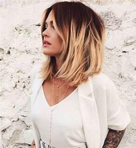 Coupe Carré Femme 2016 : id e tendance coupe coiffure femme 2017 2018 carr ~ Melissatoandfro.com Idées de Décoration