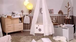 Deco Chambre Bois : decoration chambre bebe bois visuel 1 ~ Melissatoandfro.com Idées de Décoration