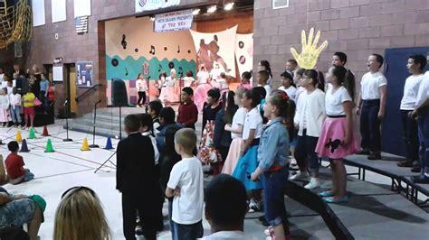 vista grande elementary 3rd grade 2014 youtube