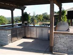 Outdoor Kitchen Plans by Optimizing An Outdoor Kitchen Layout HGTV