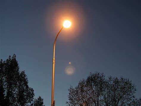 Umstellung Und Sanierung Bzw Umbau Der Straßenbeleuchtung