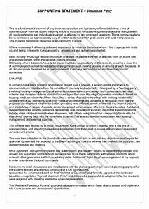 personal statement for mental health support worker