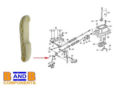 vw polo mk3 3f 6n1 6n2 hatchback lupo gear selector lever