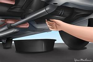 How To Drain Your Fuel Tank