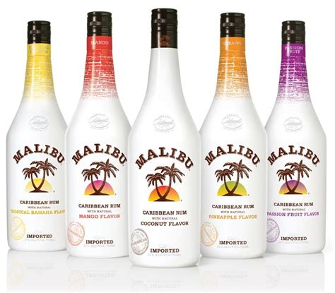 The coconut is still quite strong, especially on the nose, but the finish isn't that lasting sweetness that you get with standard malibu. Malibu Rum ...several flavors ...Coconut is the most ...