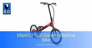 Best Outdoor Elliptical Bikes Review January 2019