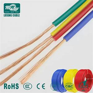 China 2 5mm Pvc Copper Wire Electrical Wire Prices In
