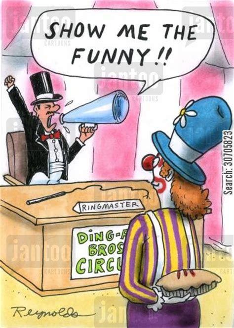 Ringmaster Cartoons Humor From Jantoo Cartoons
