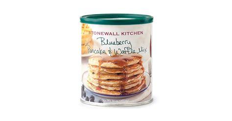 stonewall kitchen blueberry pancake  waffle mix  minute christmas gifts  dad