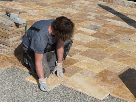Sandstein Verfugen Material by Wissenswertes Zu Natursteinplatten F 252 R Die Terrasse