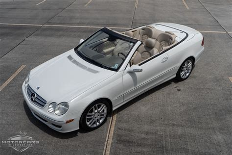 There are two clk trims and four models: 2009 Mercedes-Benz CLK-Class 3.5L Stock # 9T105266 for ...