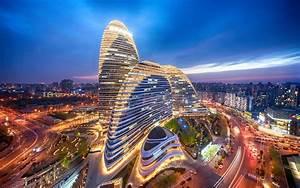 beijing china cbd creative building wangjing soho preview