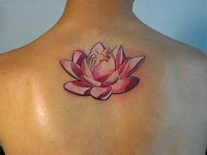 Fleur Lotus Tatouage : tatouage d une fleur de lotus inkage ~ Mglfilm.com Idées de Décoration