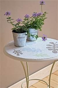 Table Mosaique Jardin : table en mosaique pour jardin mode d 39 emploi trucs et deco ~ Teatrodelosmanantiales.com Idées de Décoration